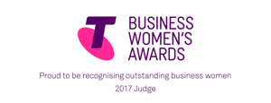 Telstra business woman's award judge